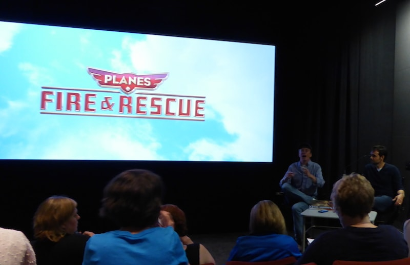 Exclusive Interview With Bobs Gannaway And Ferrell Barron From Planes: Fire And Rescue
