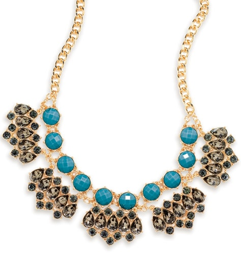 mark boho necklace