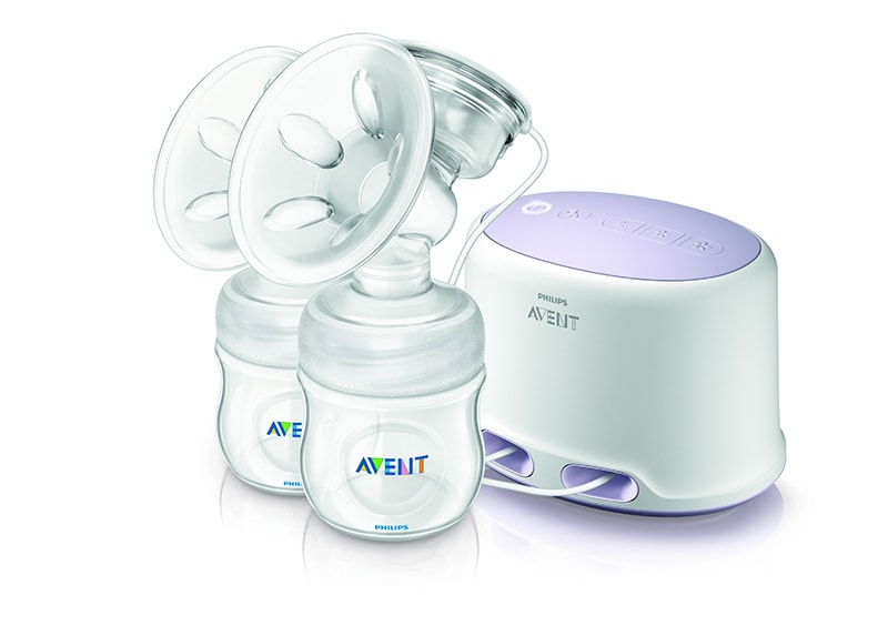 Philips AVENT Comfort Breast Pumps: Finding Freedom And Balance In Nursing My Newborn