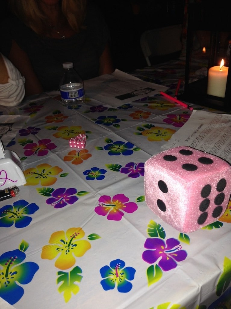 Bunco Group Theme