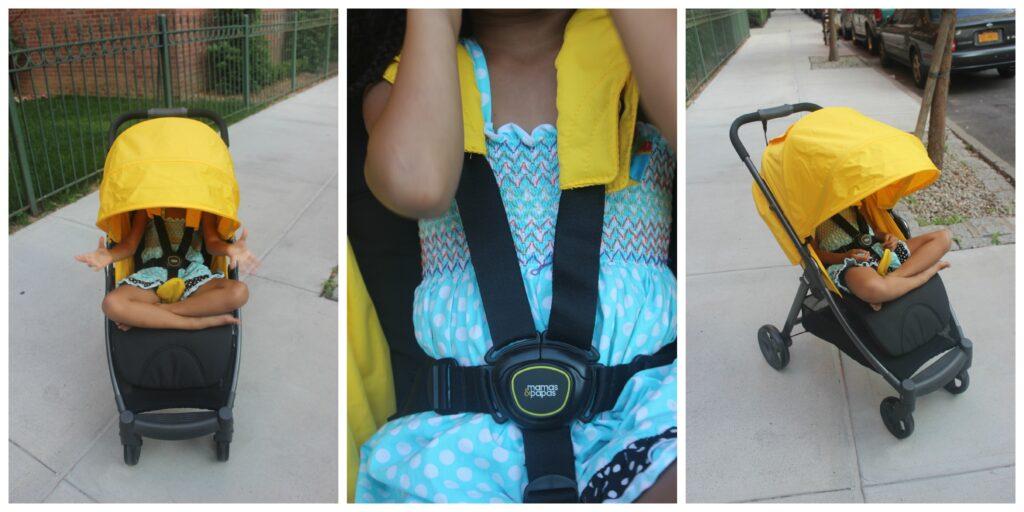 Mamas and Papas Armadillo Stroller harness