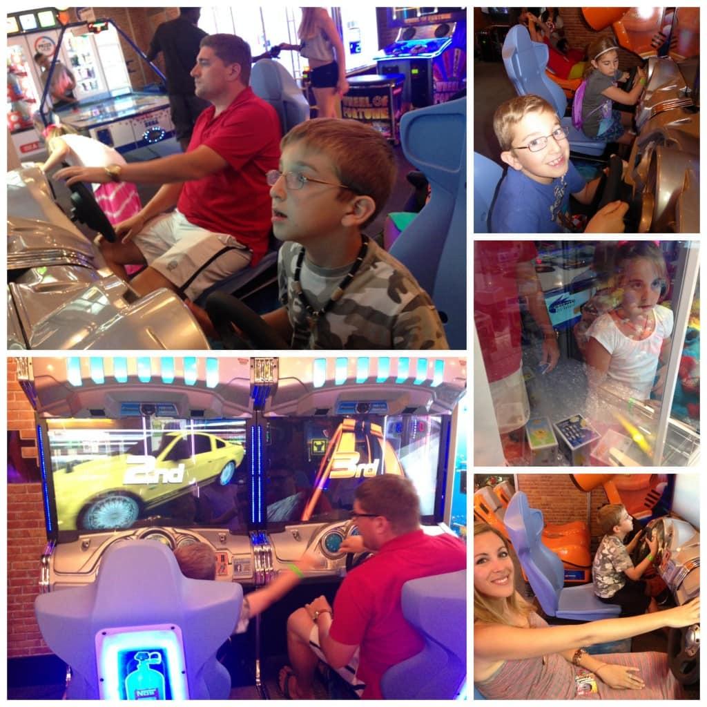 Carnival Sunshine Arcade