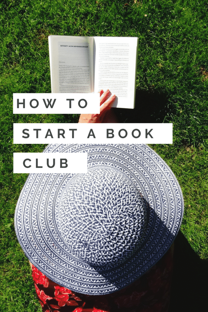 How To Start A Book Club In Six Easy Steps