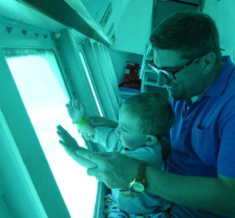 Carnival Sunshine Cruise  Submarine Excursions