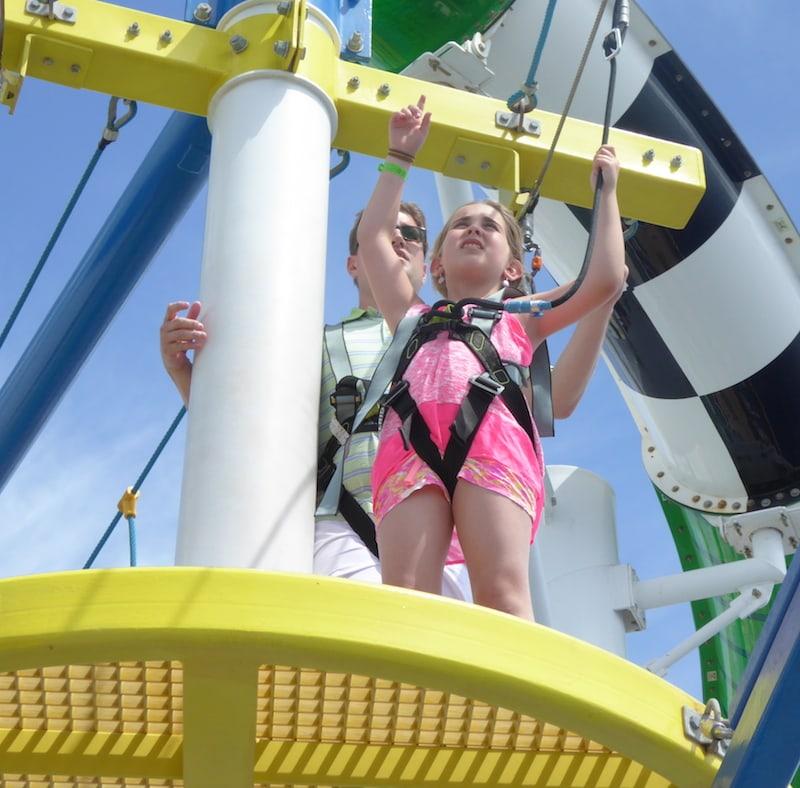 Carnival Cruise Kid Corner