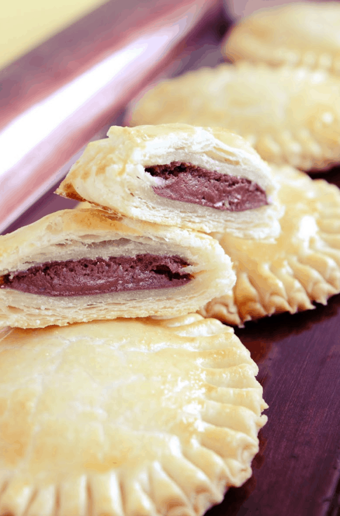 Nutella Recipe With Chocolate: Baked Nutella Mini Pies