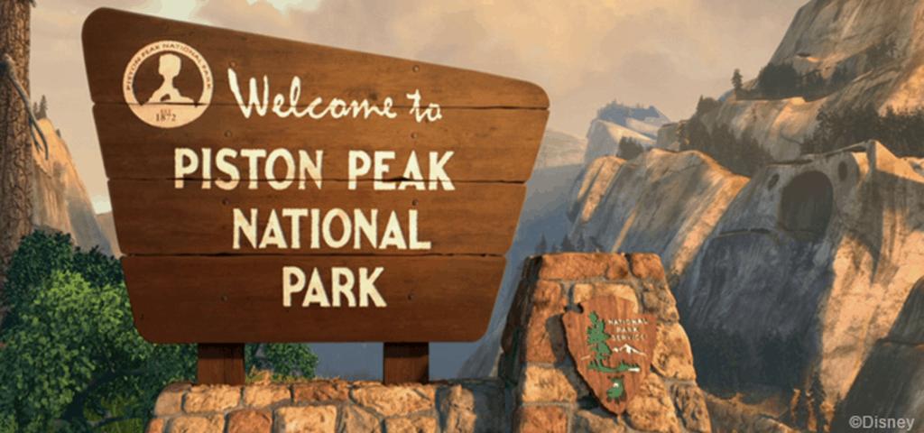 Welcome To Piston Peak: Tour The National Park