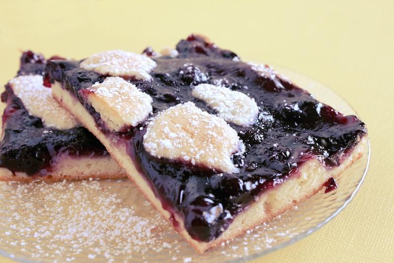 Blueberry Pie Bars Recipe - Summer Dessert Recipe