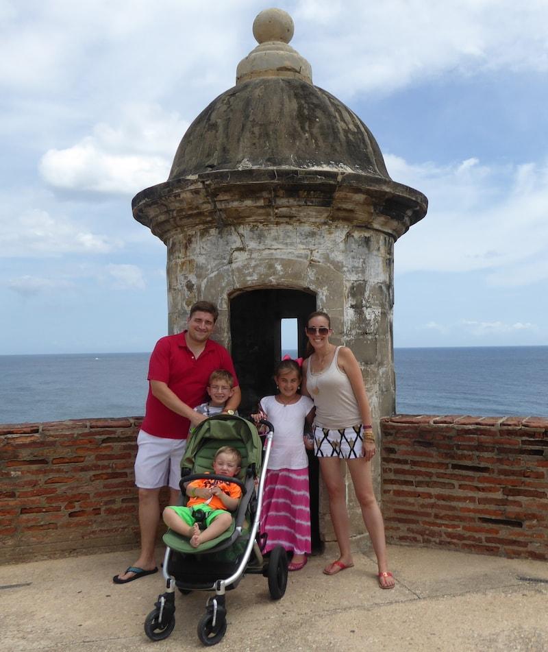 Puerto Rico Port Stop on Cruise