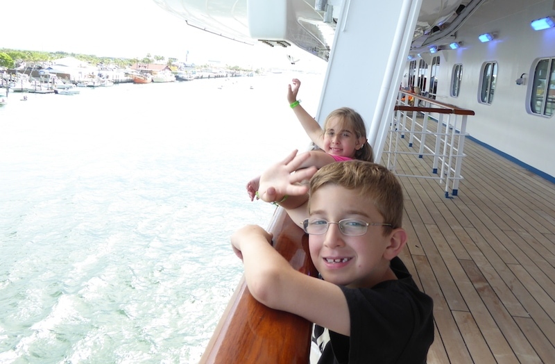 Carnival Sunshine Cruise Family Vacation