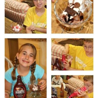 Hershey Sundae Party Ideas