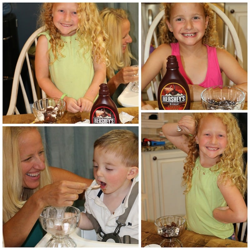 Hershey Sundae Party Ideas