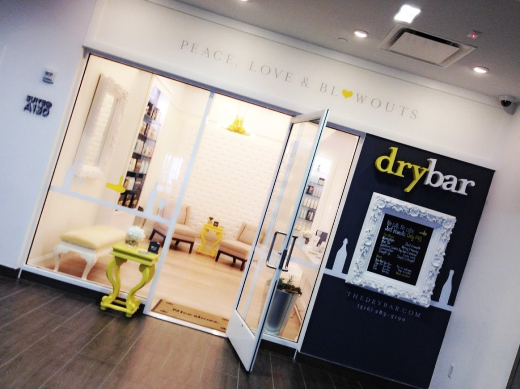 The Perfect Blow Out At DryBar: New Location In Roslyn, Long Island