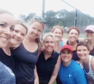 Softball Team Women