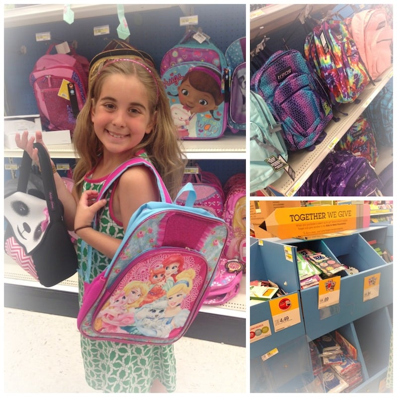Back To School Shopping At Target Plus A  300 Gift Card Giveaway ...