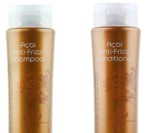 Brazilian Blowout Anti-Frizz Shampoo & Conditioner