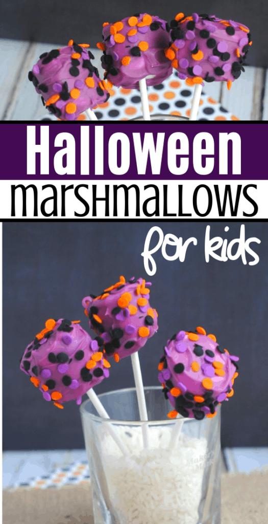 Halloween pops
