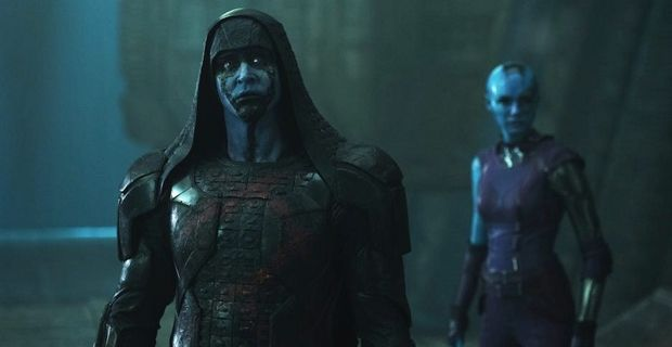 Lee-Pace-and-Karen-Gillan-in-Guardians-of-the-Galaxy