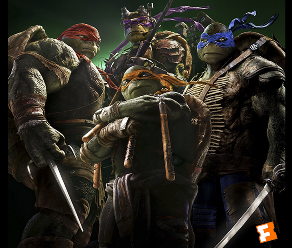 Teenage Mutant Ninja Turtles Movie Review: Fun For The Entire Family