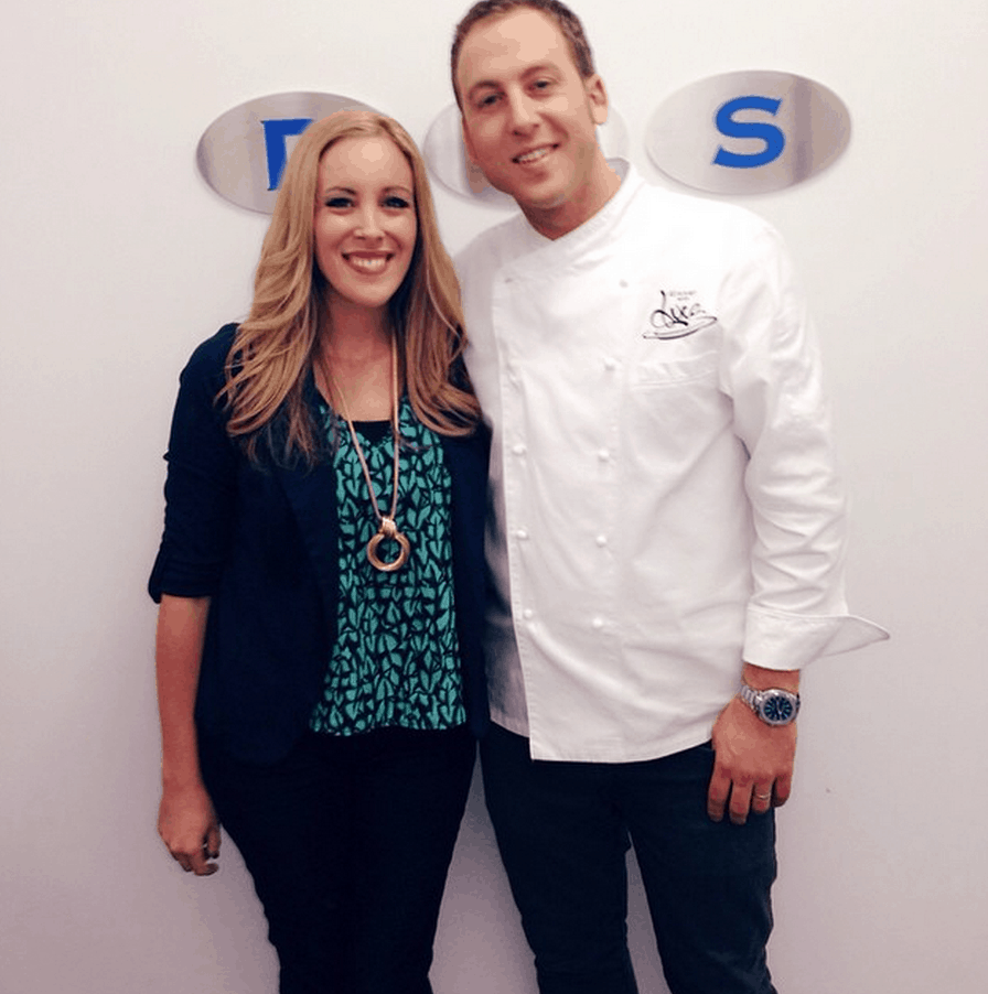Hosted Master Chef Winner Luca Manfe's Cooking Demo For Philips Airfryer