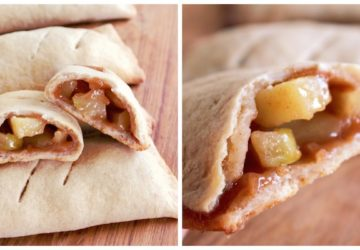 Hand Held Baked Apple Pie Recipe