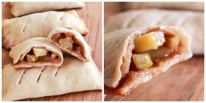 Mini Apple Pie Recipe - Homemade Fruit Pockets