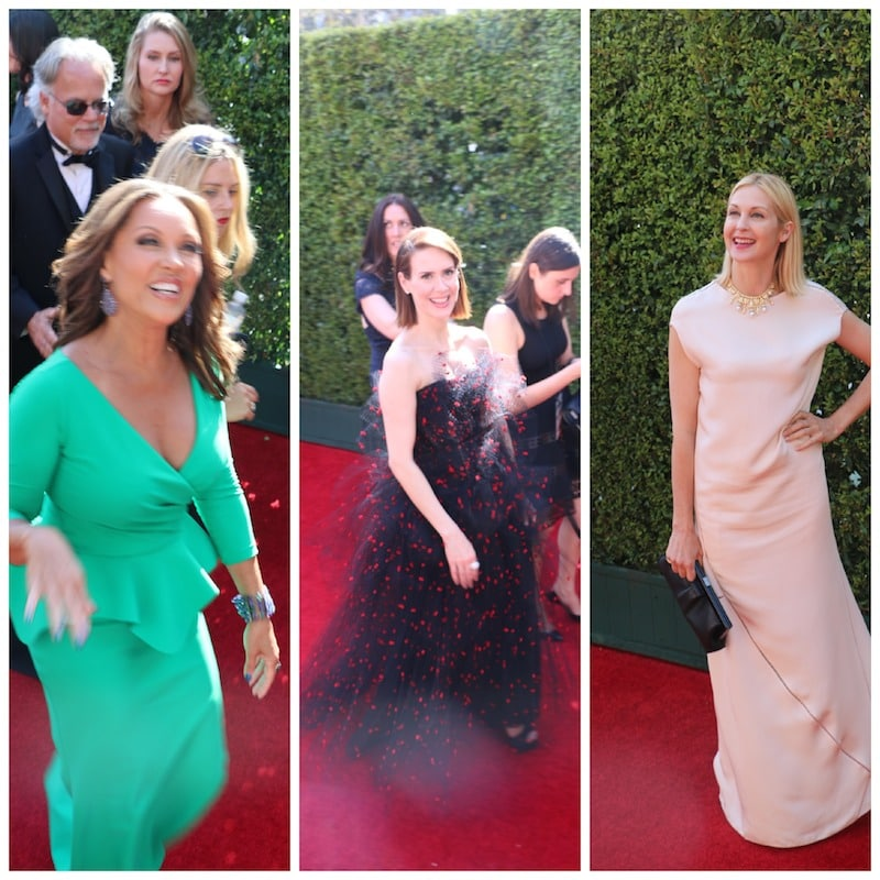 celebrities red carpet emmys 2014_3