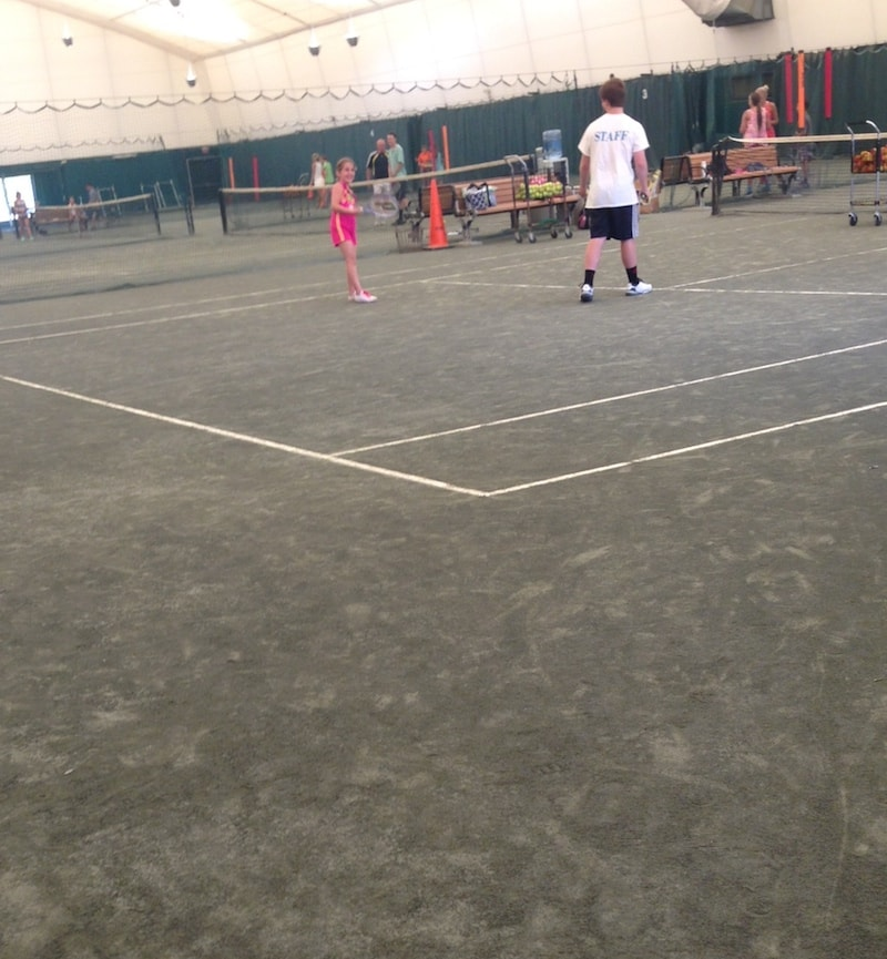 Tennis Lessons for Kids