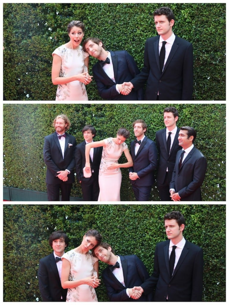 silicon valley emmys red carpet 2014
