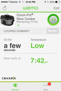 WeMo Crock Pot Review