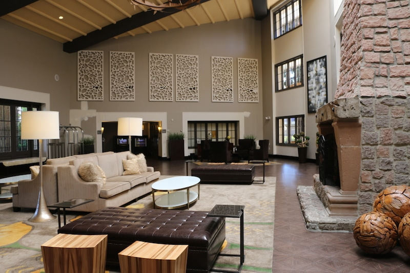 Napa Embassy Suites Hotel California