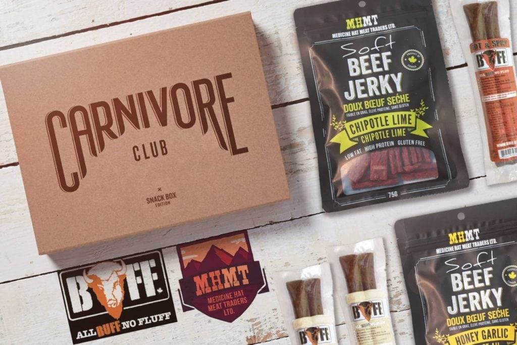 Carnivore Club - Meat Monthly Subscription Box For Men