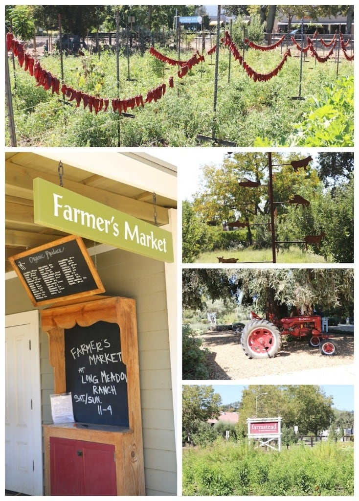 Farmstead Long Meadow Ranch In Napa