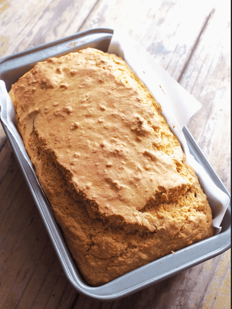Pumpkin Cider Bread Recipe