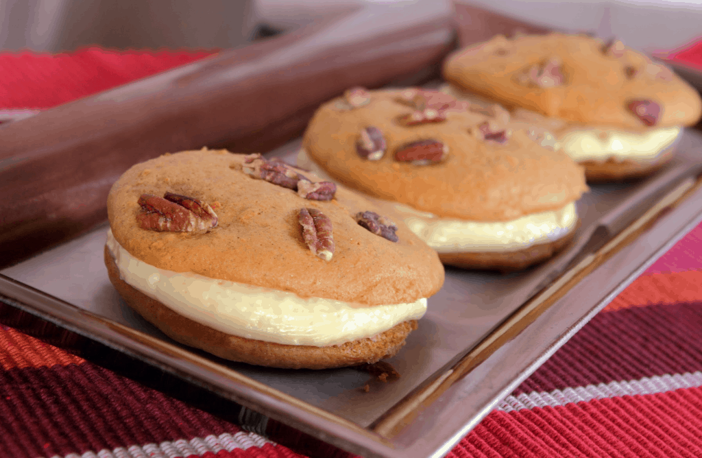 Cake Mix Whoopie Pies Cream Cheese