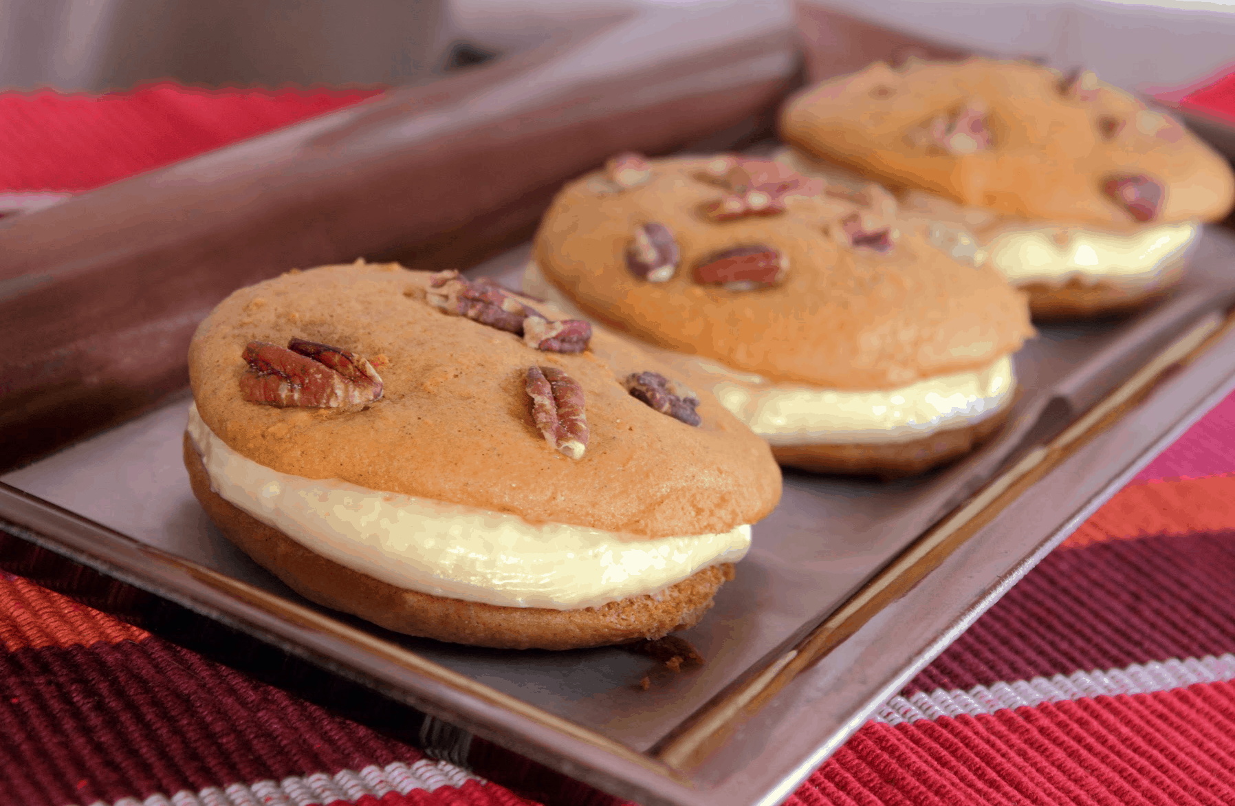 Carrot Cake Whoopie Pie Recipe From Mix