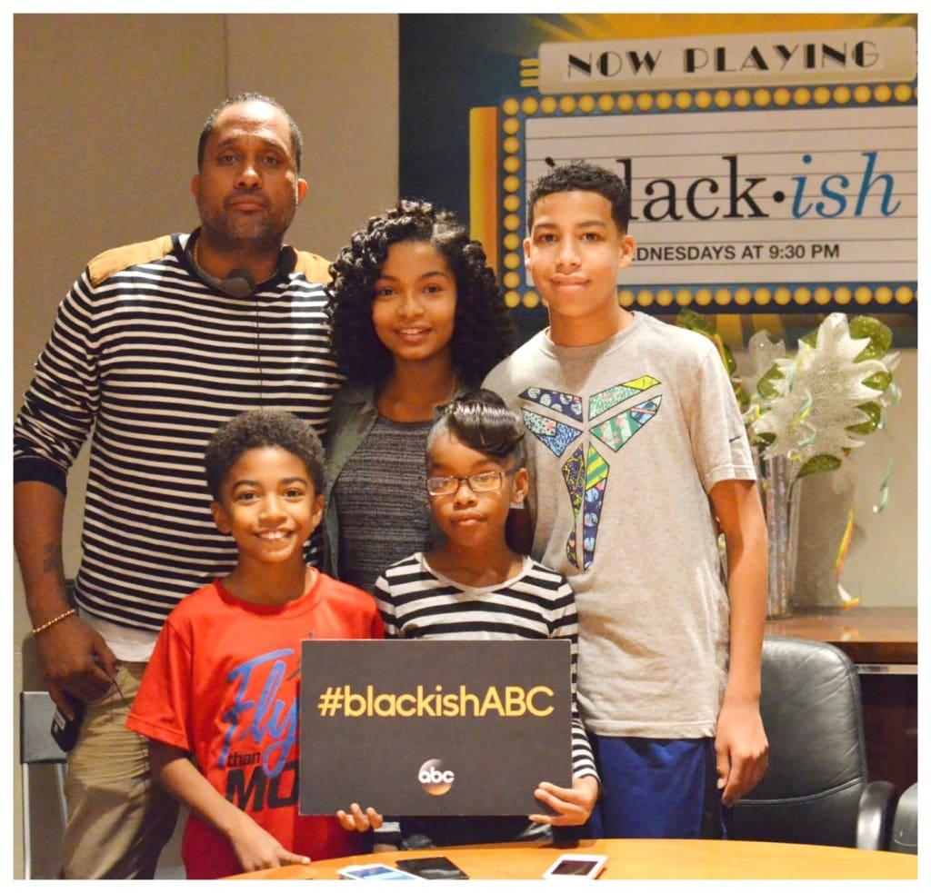 Blackish Kids ABC Show