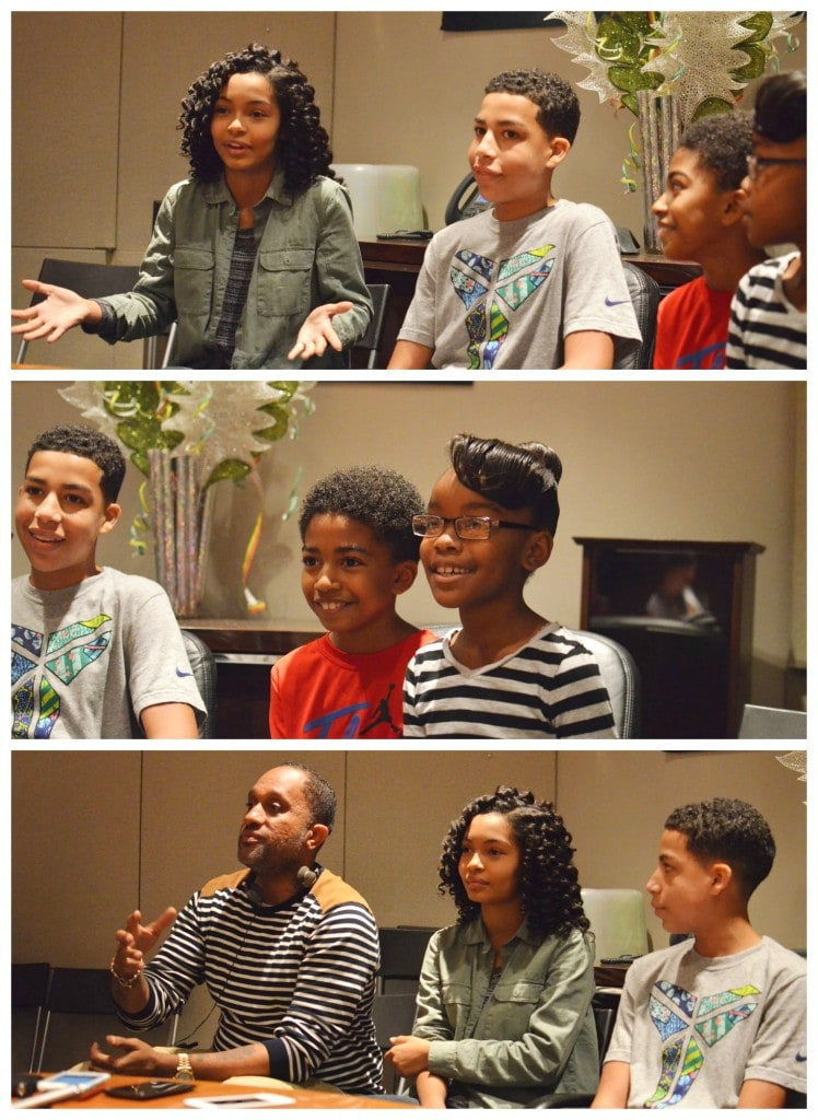 Blackish Cast ABC