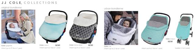 Keep Baby Warm And Cozy With JJ Cole BundleMe