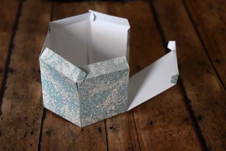 Christmas Bow Box Cricut Tutorial