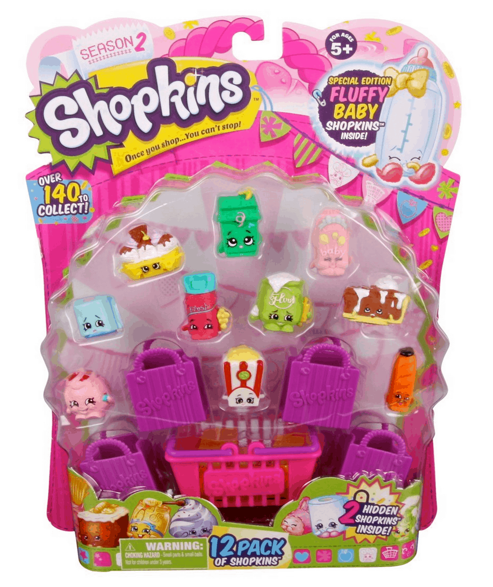 Shopkins Season 2 Toy Review And Giveaway