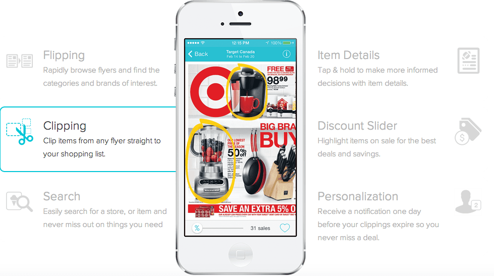 Flipp App: Your Favorite Sunday Circulars and Weekly Ads