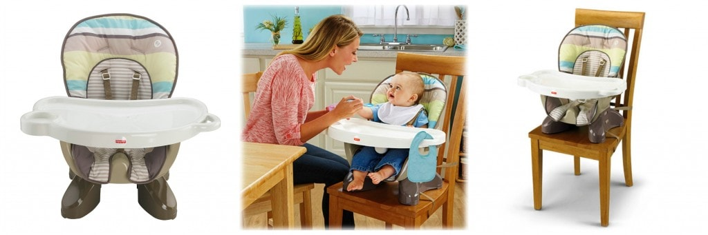 Space Saver Highchair Collage
