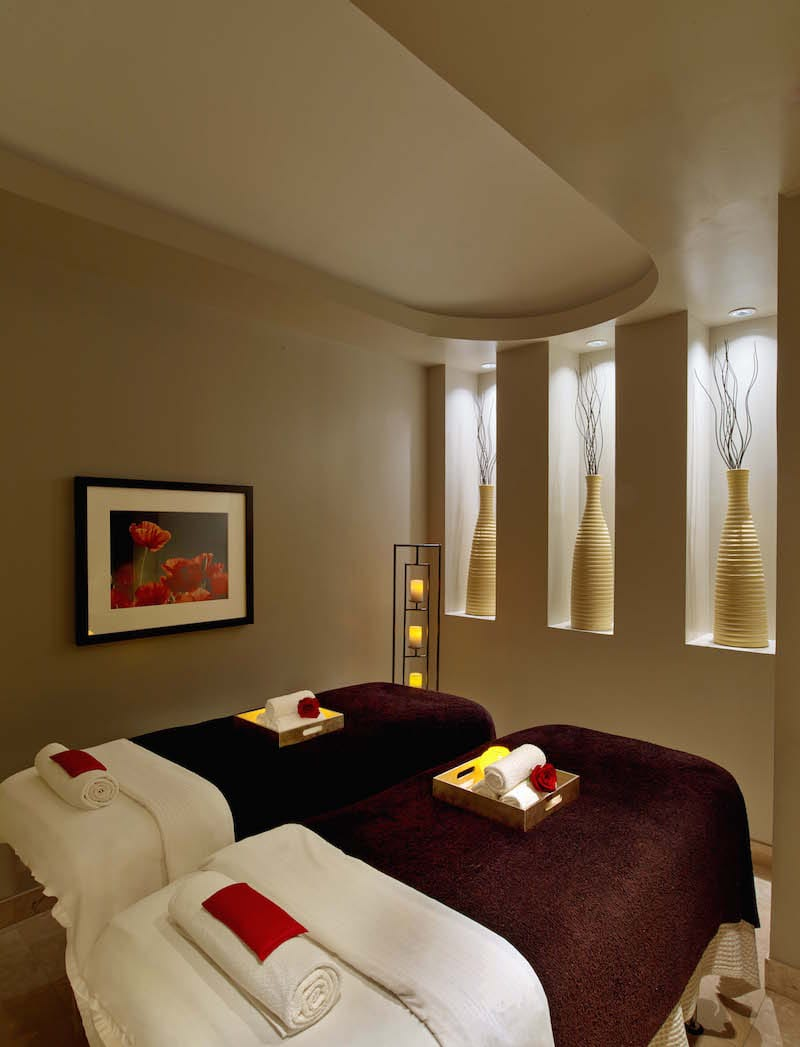 the garden city hotel welcomes the red door spa lady and the blog