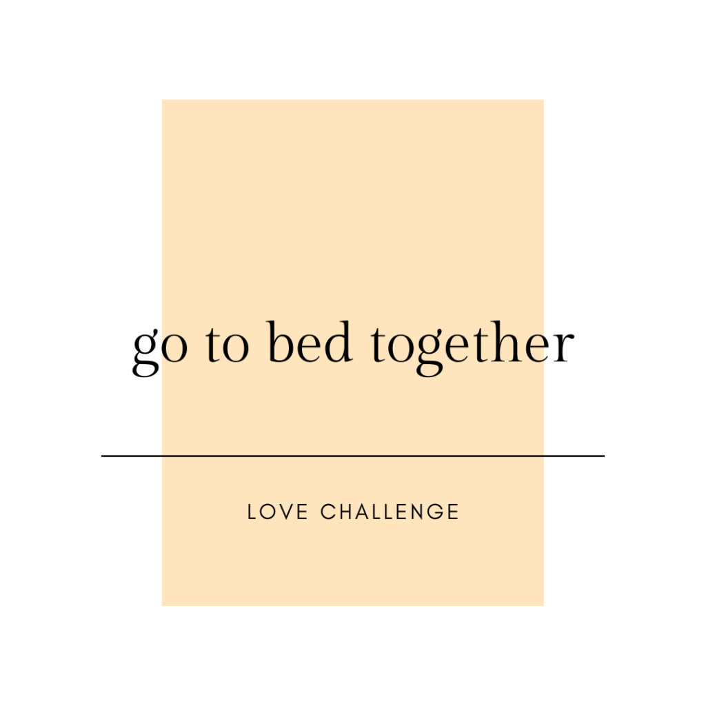 love your spouse challenge