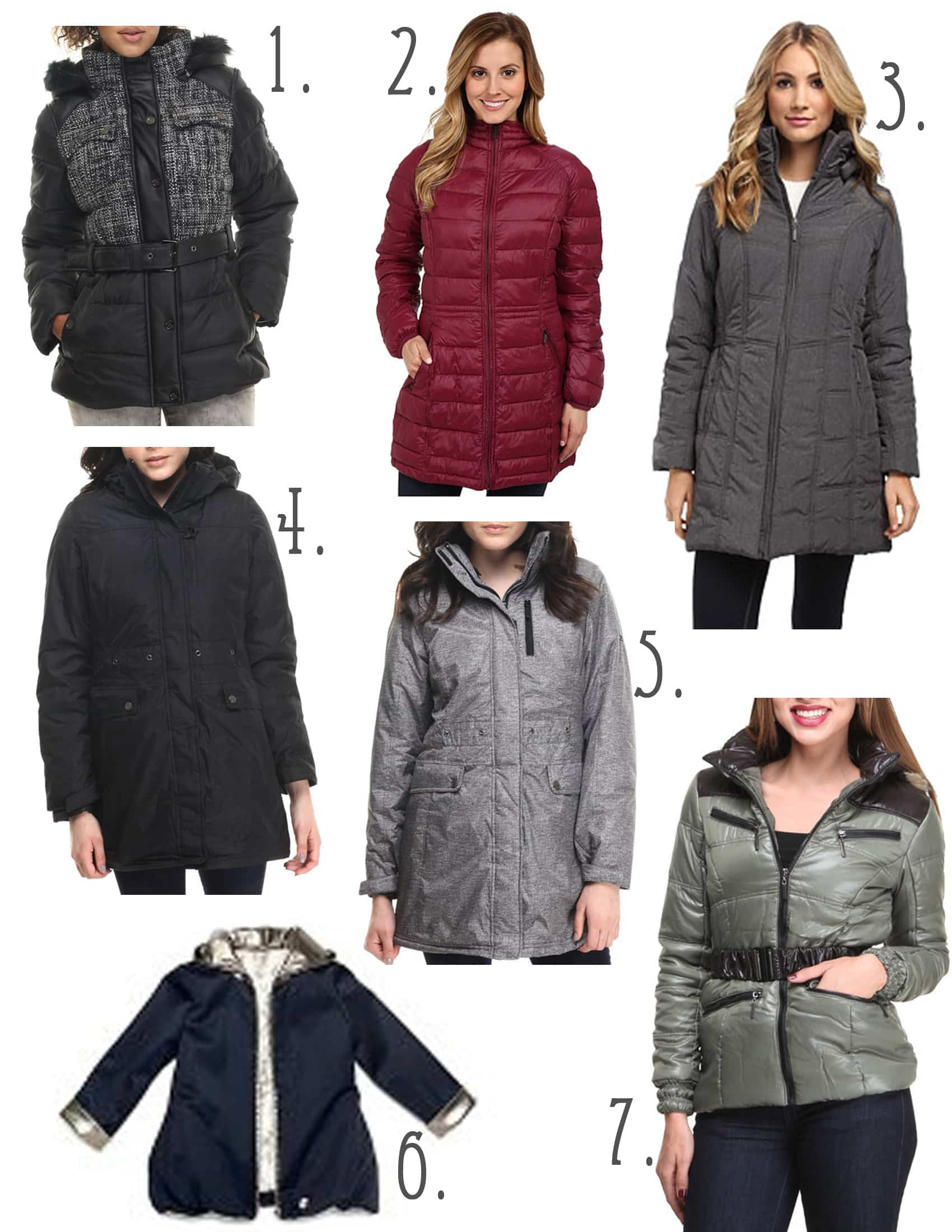 7 Stylish Bubble Jackets For Freezing Winter Days - Lady and the Blog 8c53673c3