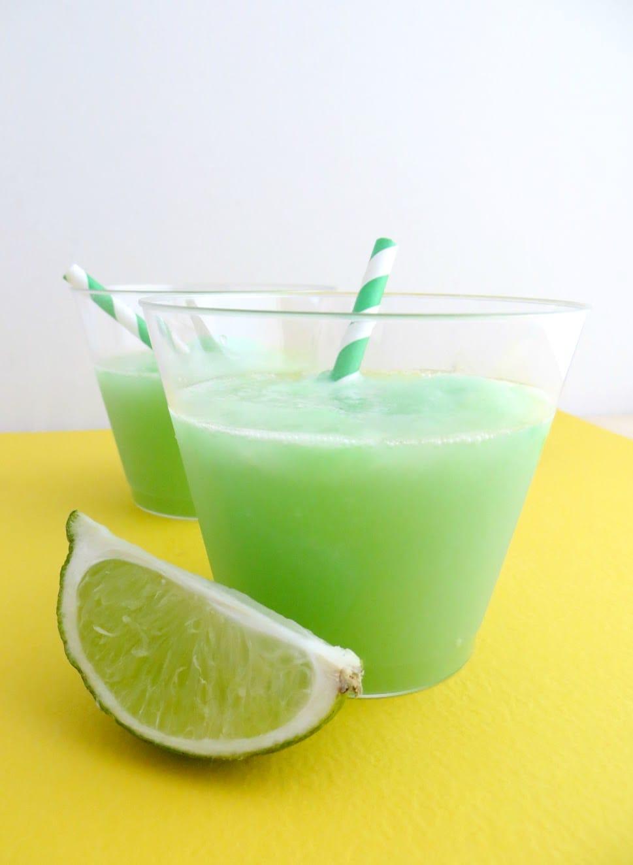 Lime Shamrock Punch