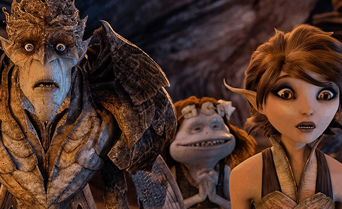 Strange Magic George Lucas Interview