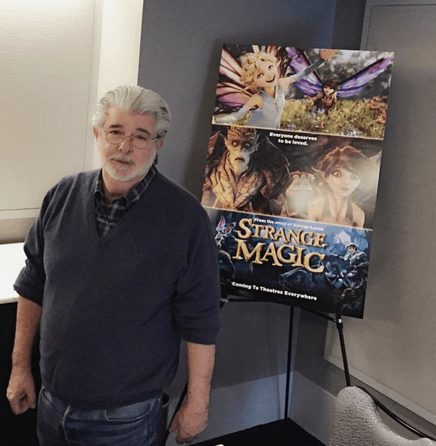 8 Things You Didn't Know About Strange Magic: Exclusive Interview With George Lucas And Cast