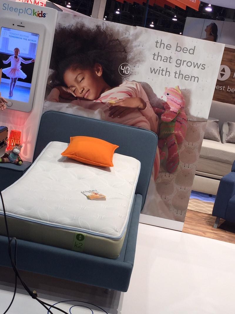 Sleep Number SleepIQ Kids